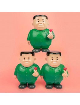 "Joan Cornellà ""K-Love"" Vinyl Figure 6.7 inch - Green"