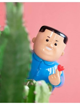 Joan Cornellà 'K-LOVE' Bronze 2nd Edition