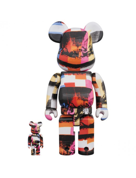 BE@RBRICK ANDY WARHOL The Last Supper 100% & 400%