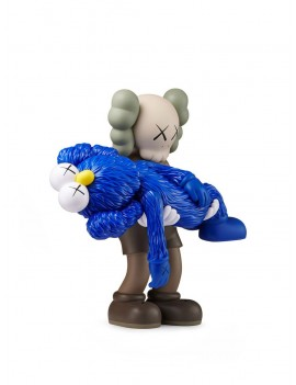 KAWS GONE (BLUE) 2019