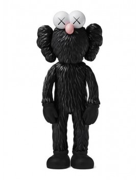 KAWS BFF Black Version 2017