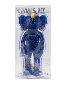 KAWS BFF Blue Version (MoMA Exclusive) 2017