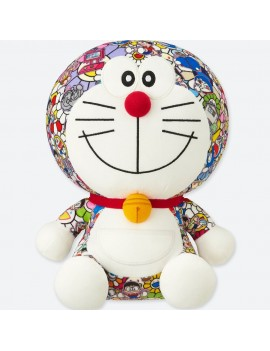 Takashi Murakami x Uniqlo Doraemon Collection Plush